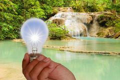 Free Water Is The Source Of Energy Royalty Free Stock Photos - 44428158