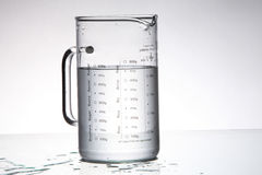 Water jar Royalty Free Stock Photography