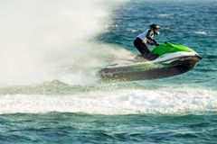 Water jetski Stock Photos