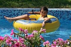 Water joy Stock Image