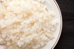 Water kefir grains Royalty Free Stock Image