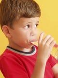Water kid. Royalty Free Stock Image