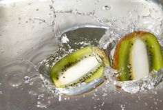Water Kiwi Royalty Free Stock Photos