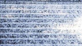 The water ladders. In the countryside stock photos