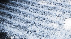 The water ladders. In the countryside royalty free stock photo