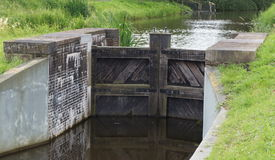 Water lock Stock Images