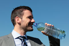 Water for man Stock Photography