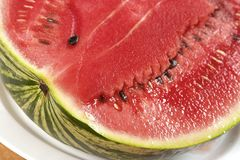 Water mellon Royalty Free Stock Image