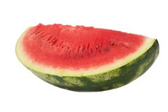 Water melon. Peace of water melon Royalty Free Stock Photo
