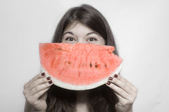 Water-melon Royalty Free Stock Photo