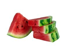 Water-melon obraz stock