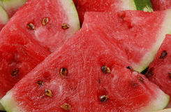 Water-melon. Background. Close-up Royalty Free Stock Photos