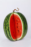 Water melon. In white back ground Royalty Free Stock Photos