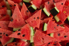 Water melon. Slice of fresh water melon water melon Stock Photos