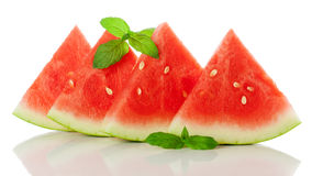 Water-melon Royaltyfria Bilder