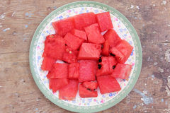 Water Melon Royalty Free Stock Photos