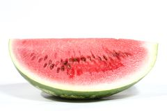 Water - melon. Slice Stock Image