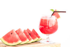 Water melon cocktail Stock Image