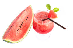 Water melon cocktail Royalty Free Stock Photos