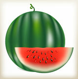 Water-melon Royalty Free Stock Images