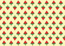 Water Melon  ice cream pattern Royalty Free Stock Photography