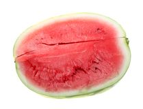 Water-melon isolated Stock Photography