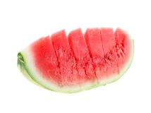 Water-melon isolated Royalty Free Stock Photography