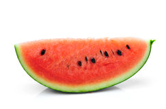 Water melon isolated on white background Royalty Free Stock Image