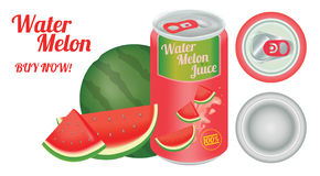 Water Melon Juice Royalty Free Stock Photos
