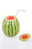 Water melon  like a drink Royalty Free Stock Images