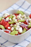 Water melon Salad Stock Image