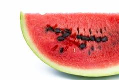 Water-melon segment close up Stock Photo