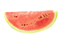 Water melon slice Stock Photo
