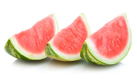 Water melon slices Royalty Free Stock Photo