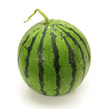Water melon. On white background Stock Images