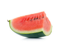 Water melon on white background Royalty Free Stock Photography