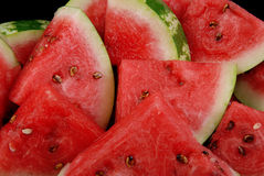 Water-Melone 2 Royalty-vrije Stock Afbeelding