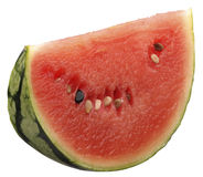 Water-melone. Piece of water-melone Royalty Free Stock Photography