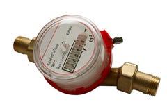 Water meter. Stock Image