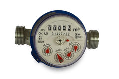 Water meter Stock Photos