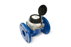 Water meter. stock photos
