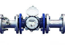Water meter Stock Images