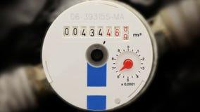 Water meter gauge Stock Photography