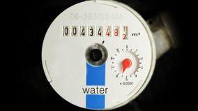 Water meter gauge Royalty Free Stock Photography
