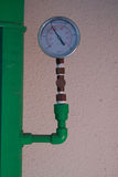 The water meter Stock Images