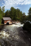Water mill Stock Images