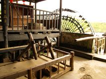 Water mill Stock Image