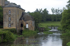 Water mill Royalty Free Stock Images