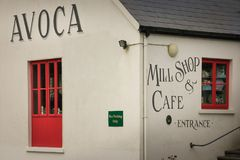 Water Mill. Avoca. Wicklow. Ireland Royalty Free Stock Image