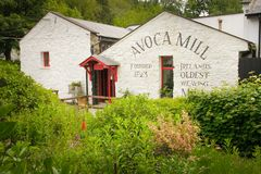 Water Mill. Avoca. Wicklow. Ireland Royalty Free Stock Photo